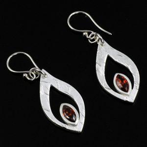 (c) Bijoux QréationS - Ohrhänger aus Art Clay Silber