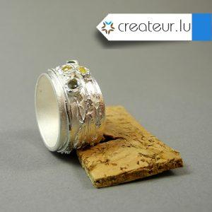 Ring aus dem Co-Working