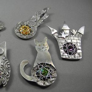 Swarovski meets Silver