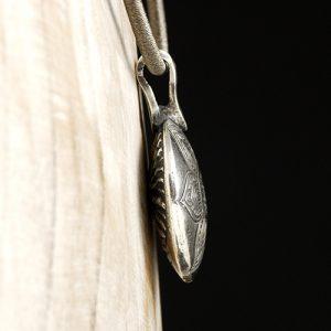 Linsenperlen-Anhänger © createur.lu