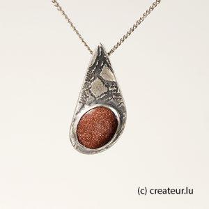 Kurs Steine fassen mit Art Clay Silber
