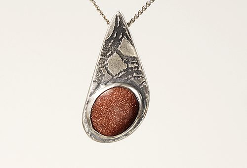 Steine fassen mit Art Clay Silber